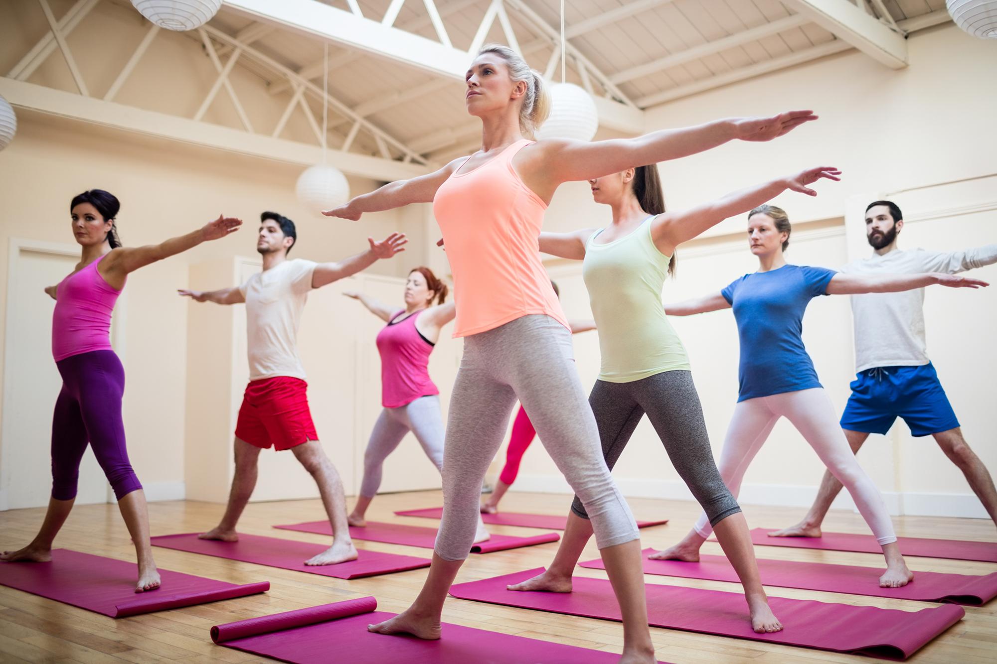 actividad fisica empresas